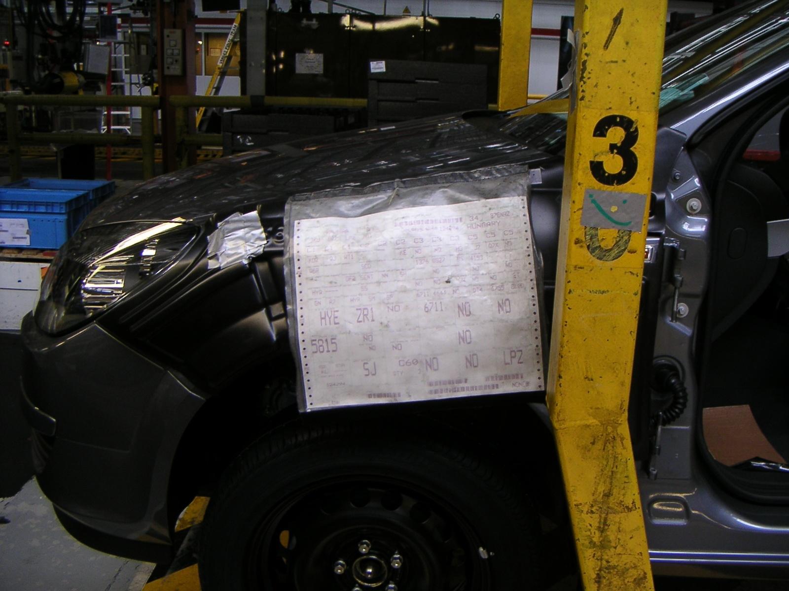 JiT-JiS SCM или «Как делают Автомобили» - 7
