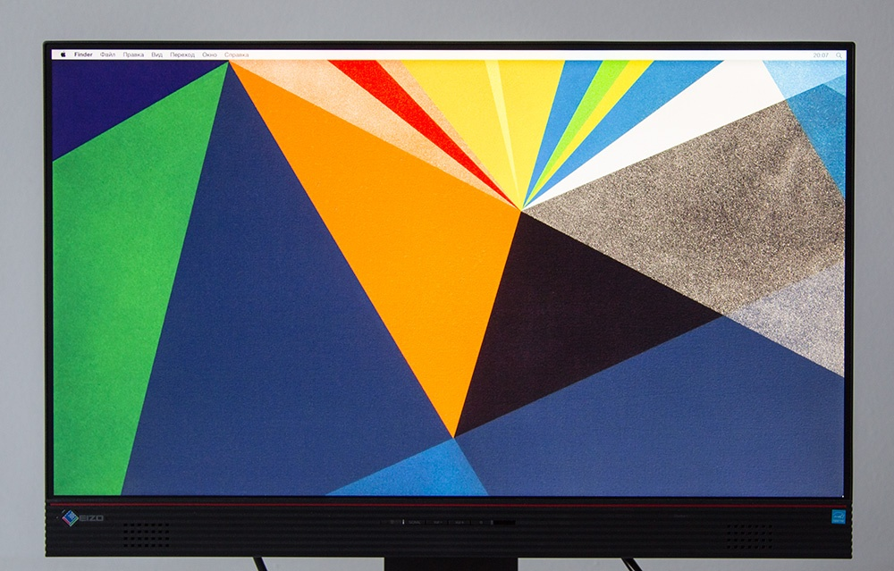 Обзор frameless-монитора EIZO Foris FS2434 - 21