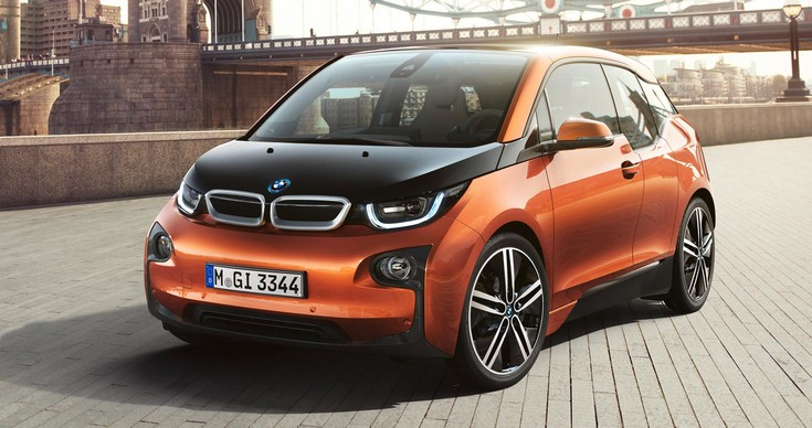 Apple BMW i3