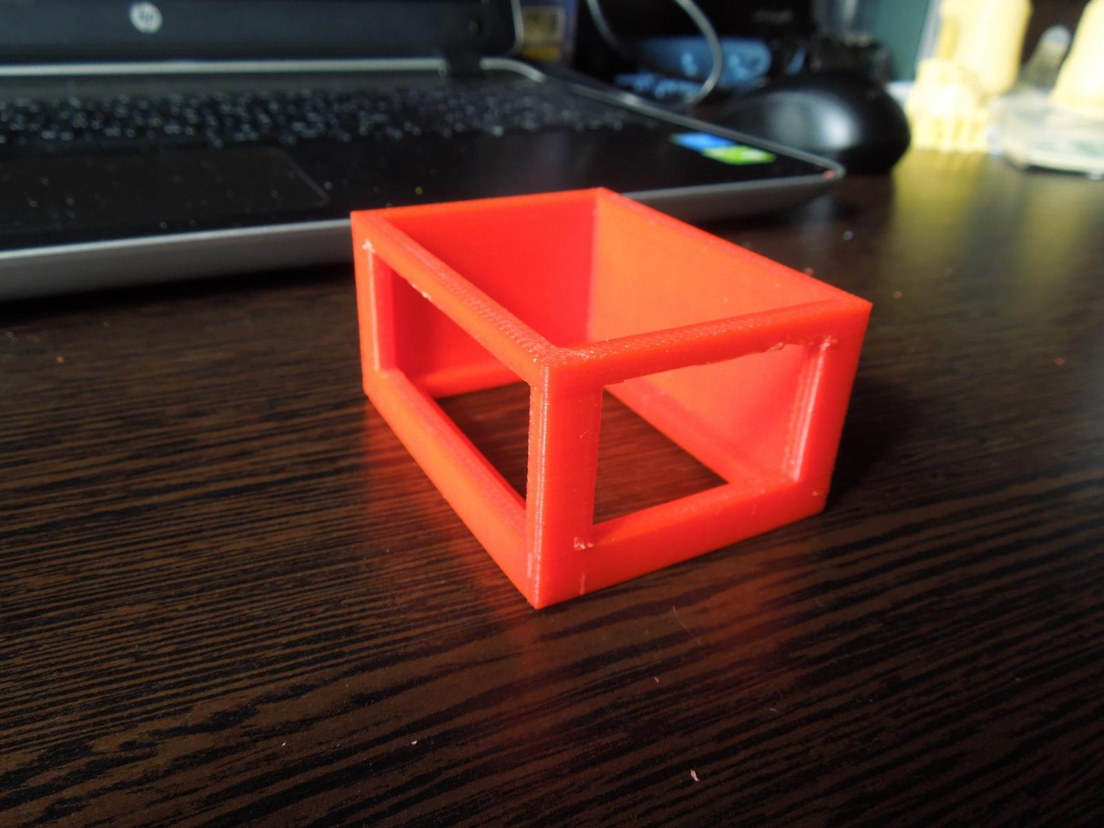 Обзор домашнего бюджетного 3D-принтера UP! mini - 10