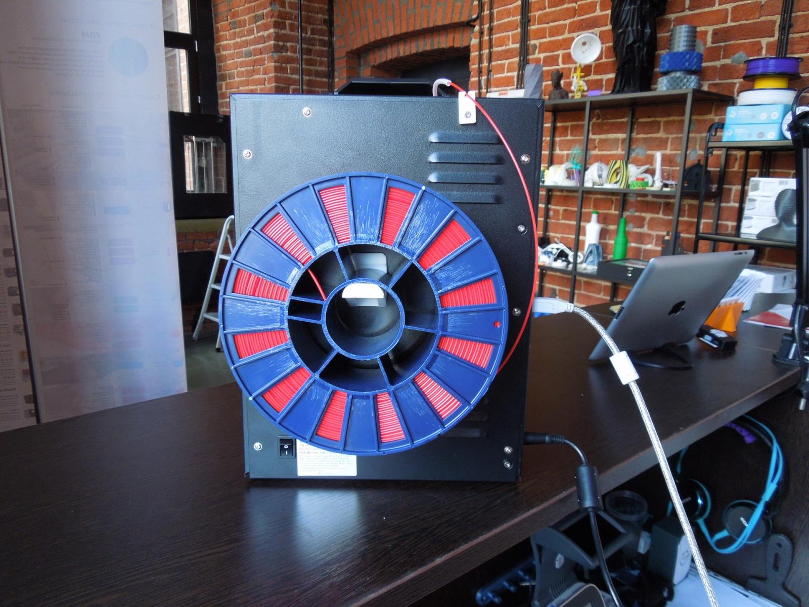 Обзор домашнего бюджетного 3D-принтера UP! mini - 3
