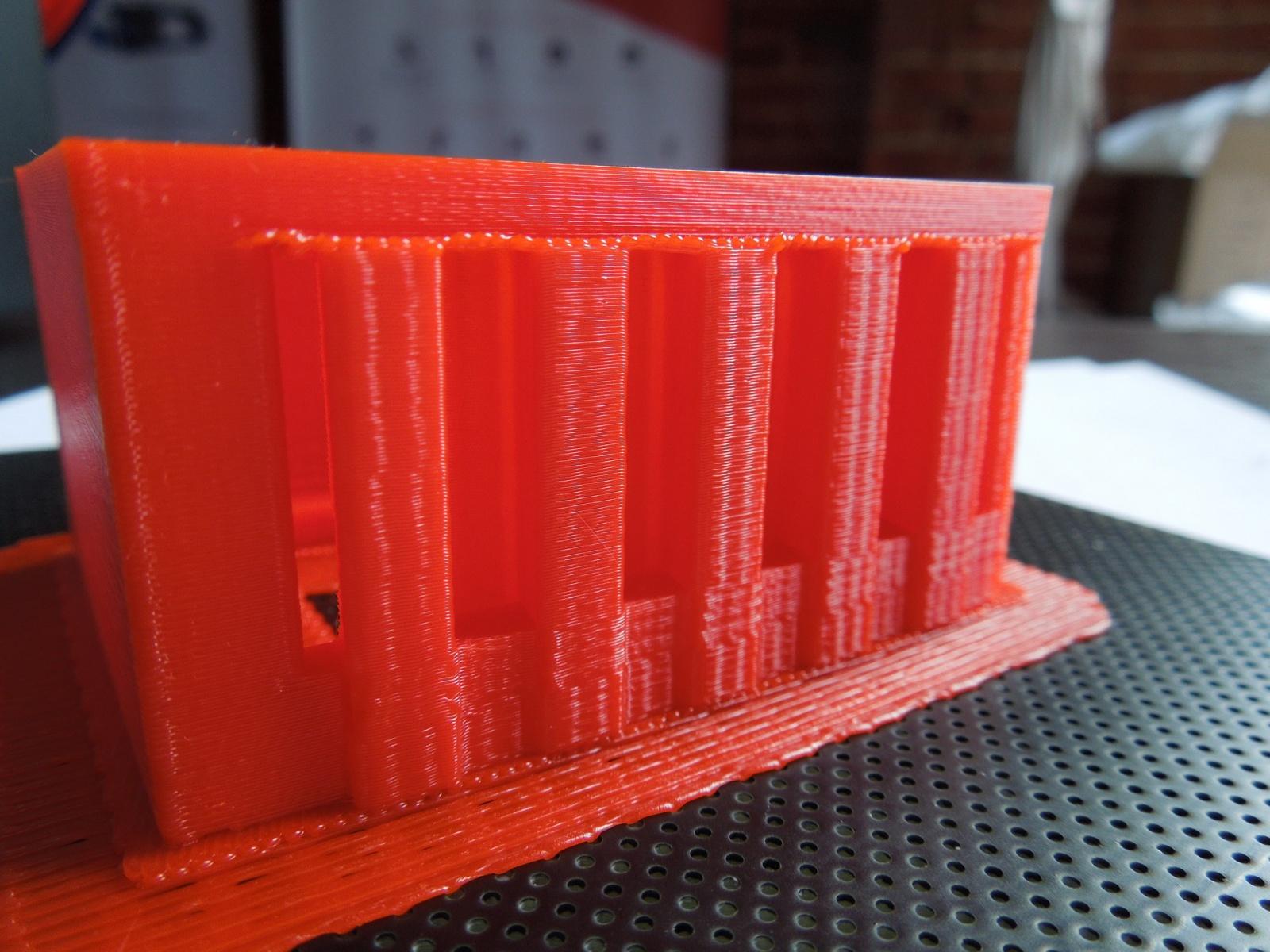 Обзор домашнего бюджетного 3D-принтера UP! mini - 9