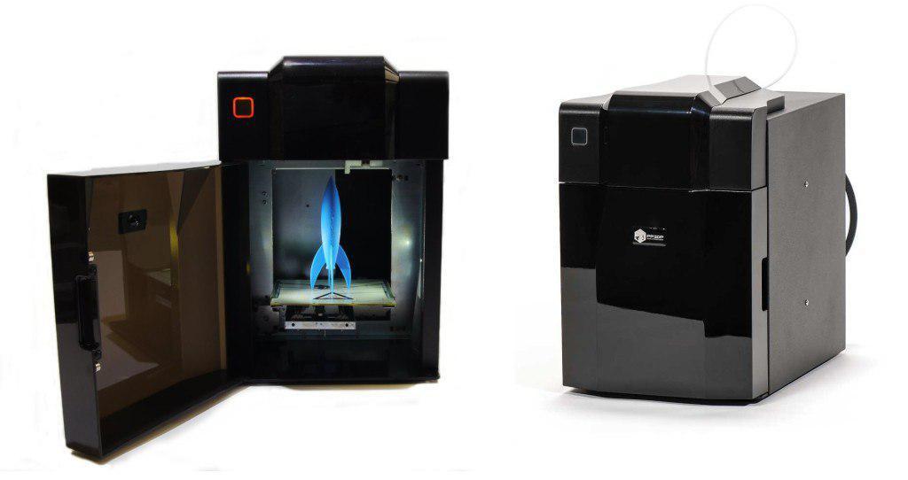 Обзор домашнего бюджетного 3D-принтера UP! mini - 1