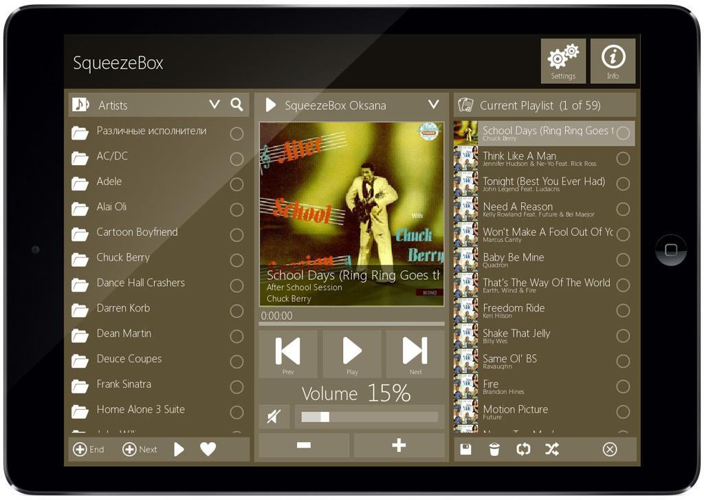 Аудио мультирум своими руками. Многокомнатная музыкальная система на основе бесплатного Logitech Media Server - 8