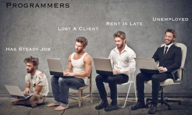 История одного программиста