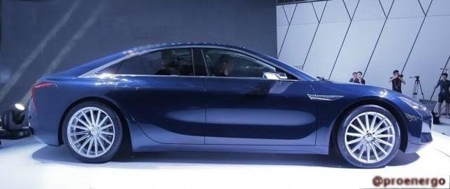 Китайская компания «Youxia» практически полностью скопировала электромобиль «Tesla» - 6