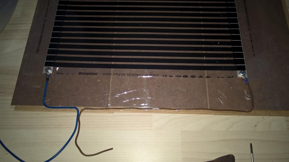 «Почти умный» тёплый пол на Arduino - 5