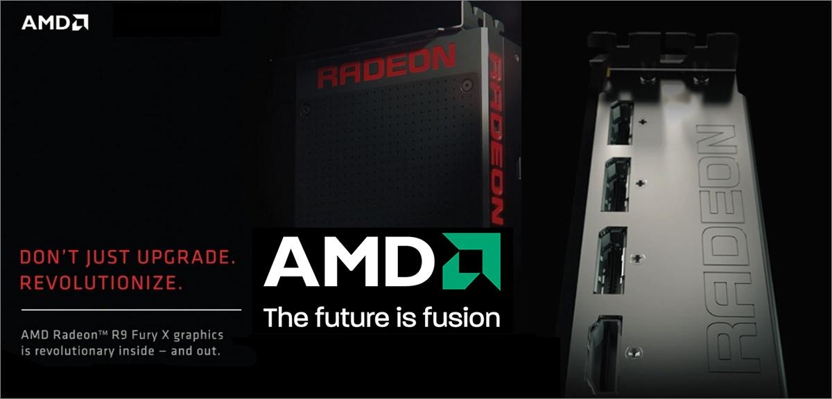 La furia roja. Обзор видеокарты AMD Radeon Fury X - 1