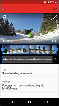 YouTube на мобильниках по-новому - 4