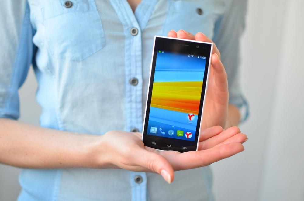 [Женский взгляд] Смартфон DEXP Ixion XL145 Snatch с батарейкой на 4000 мАч - 1