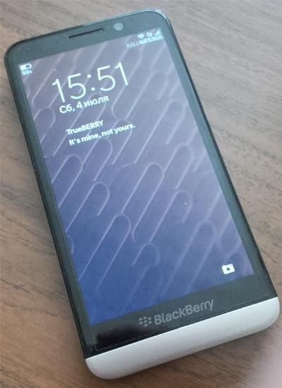BlackBerry в России. Имеет ли смысл? - 2