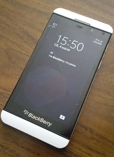 BlackBerry в России. Имеет ли смысл? - 3