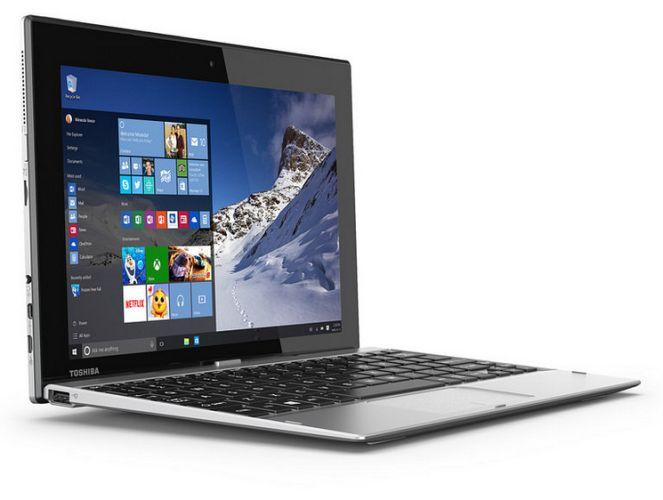 Toshiba представила планшеты Encore 10 и Encore 10K