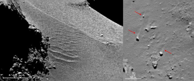 Зонд Philae проясняет детали происхождения комет в Солнечной системе - 3