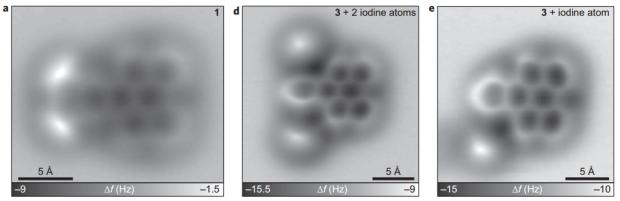 Технологии IBM помогли химикам получить изображение химических связей в аринах - 3