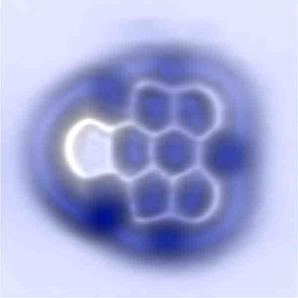 Технологии IBM помогли химикам получить изображение химических связей в аринах - 1