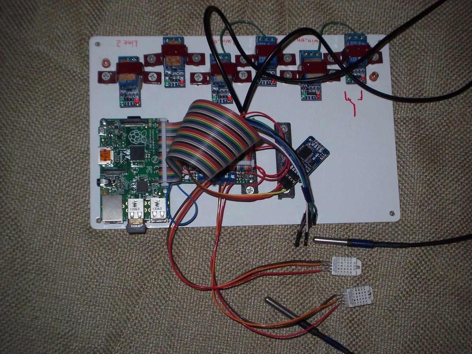 Теплица-полуавтомат с малиновыми мозгами - 2