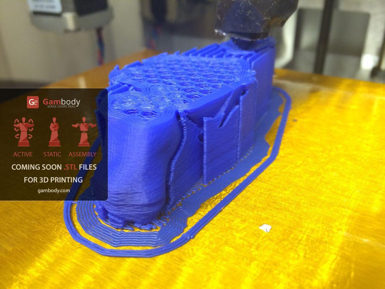 3D принтер VS Axe (Dota2) Ч.1 - 13