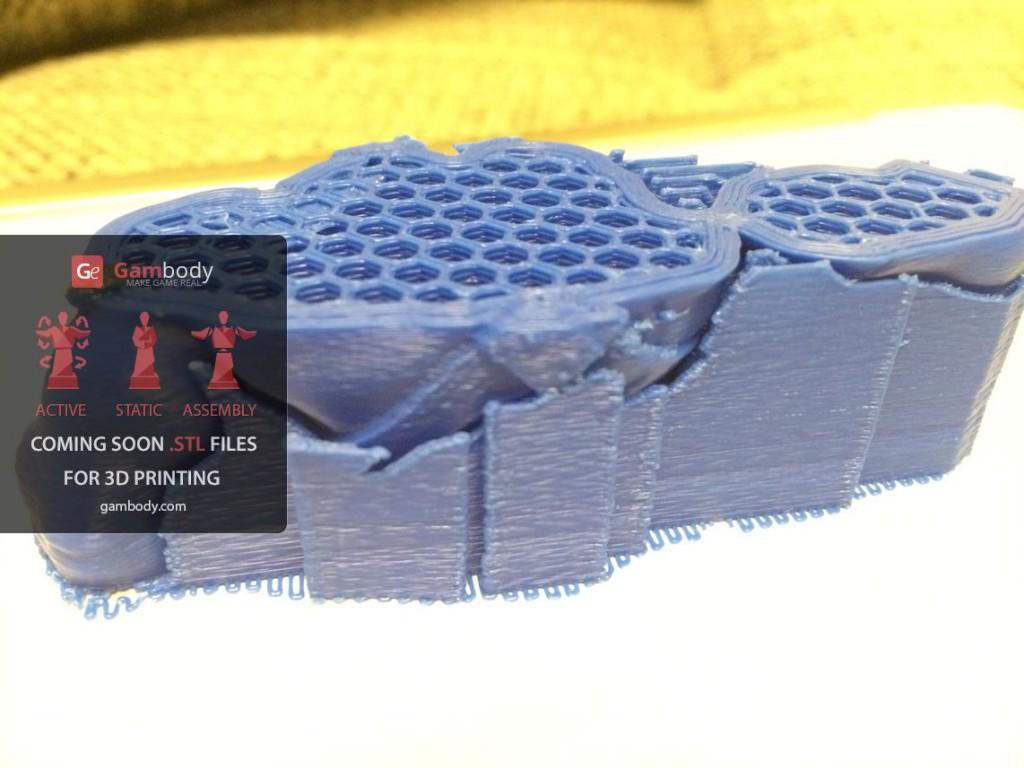 3D принтер VS Axe (Dota2) Ч.1 - 14