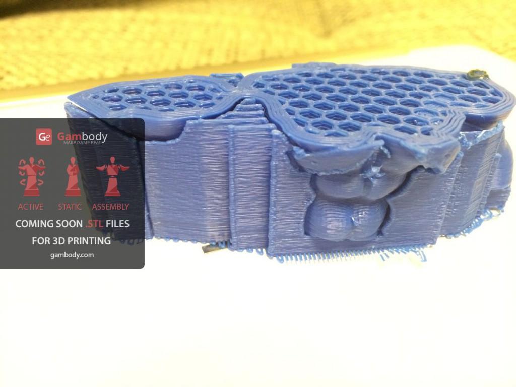 3D принтер VS Axe (Dota2) Ч.1 - 16