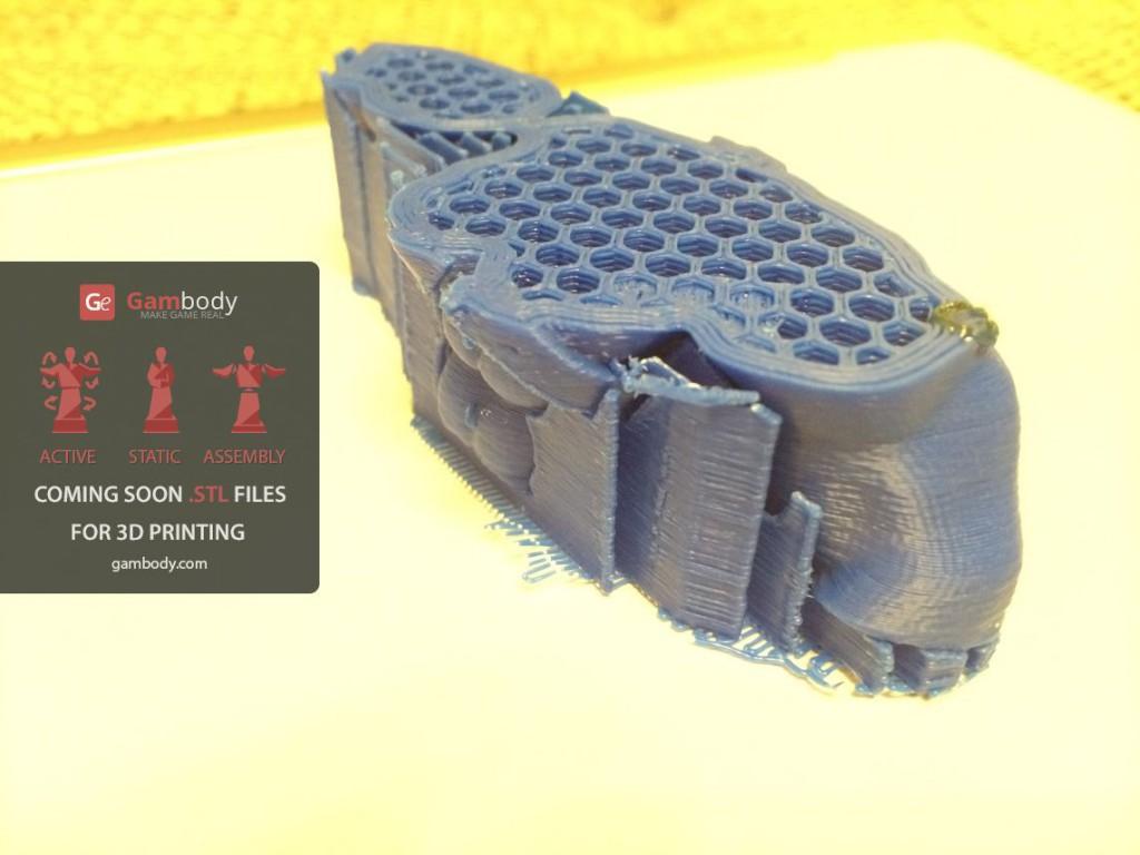 3D принтер VS Axe (Dota2) Ч.1 - 17