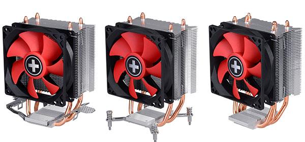 Охладители Xilence Performance C 402 и Performance C M403 оценены в $23 и $31 соответственно