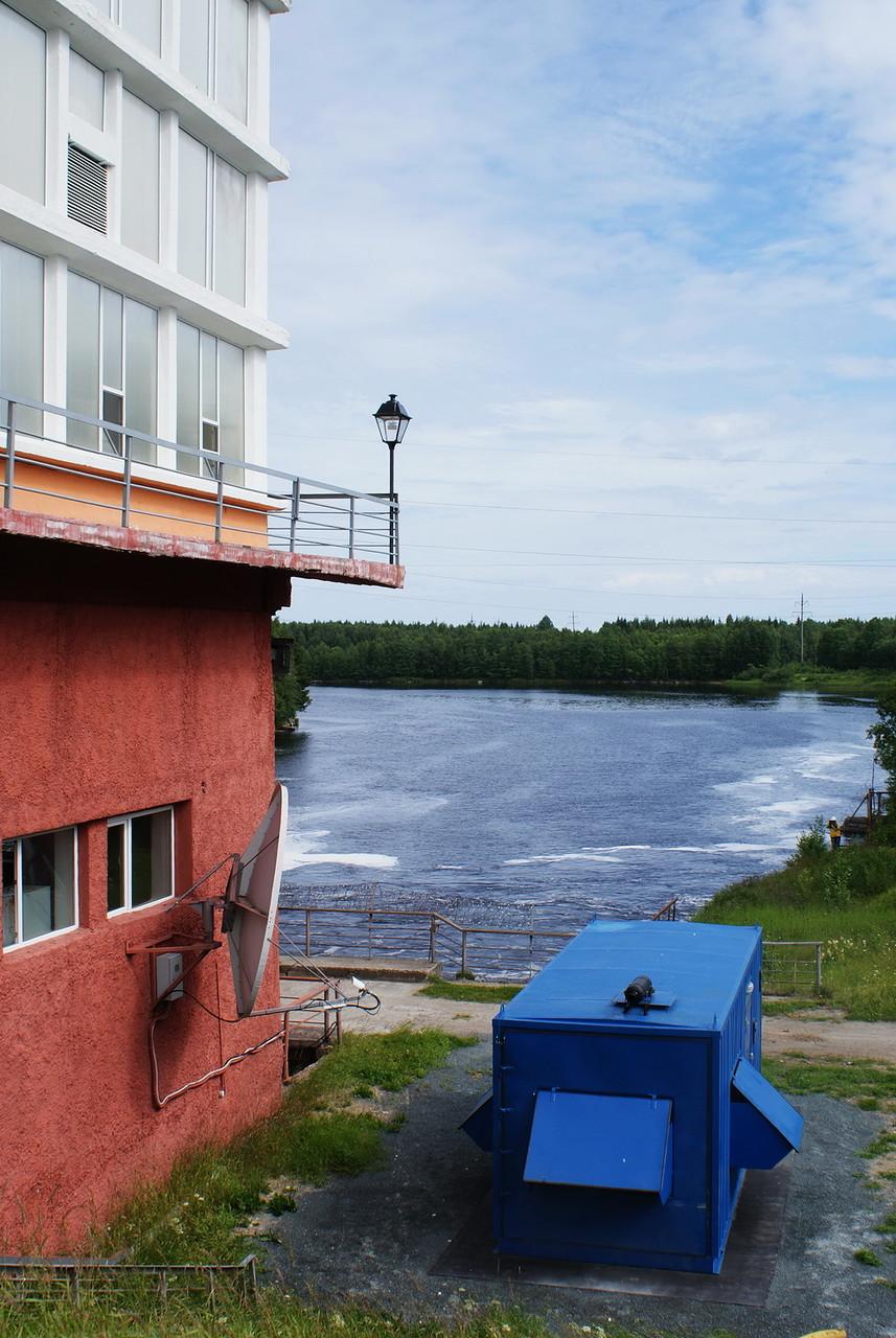 ГЭС изнутри - 12