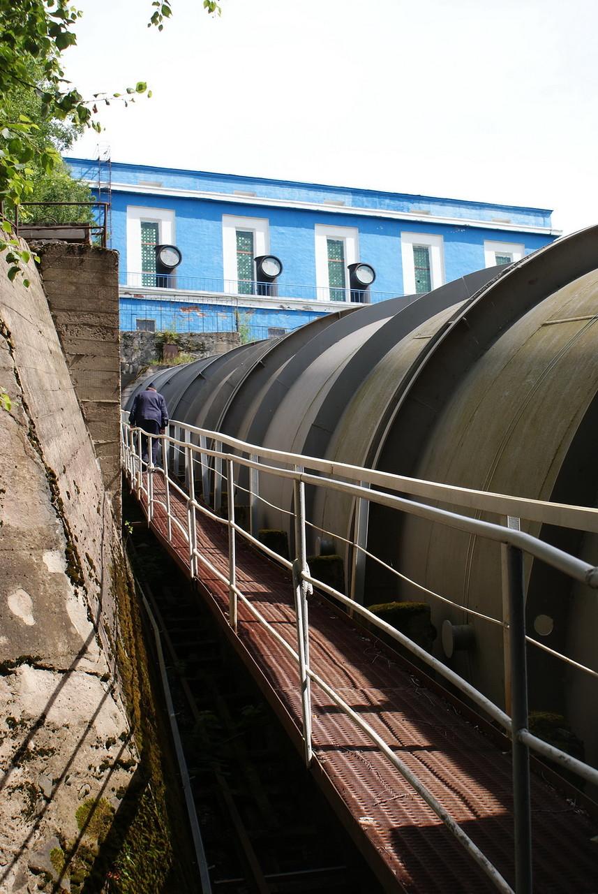 ГЭС изнутри - 15