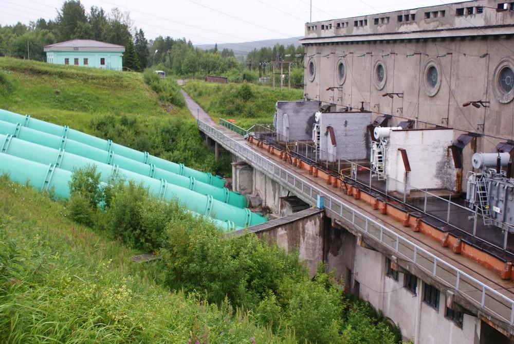 ГЭС изнутри - 17