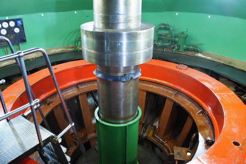 ГЭС изнутри - 18
