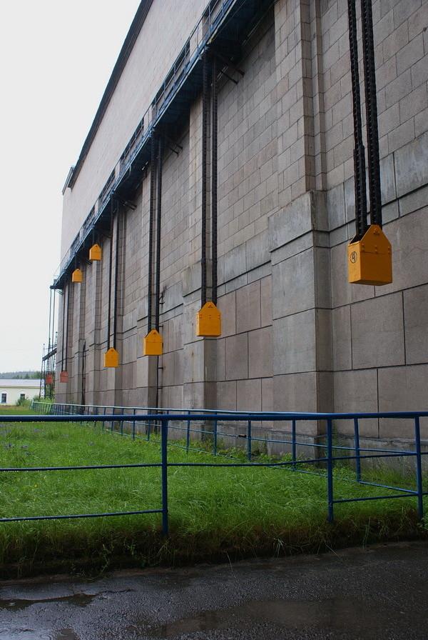 ГЭС изнутри - 25