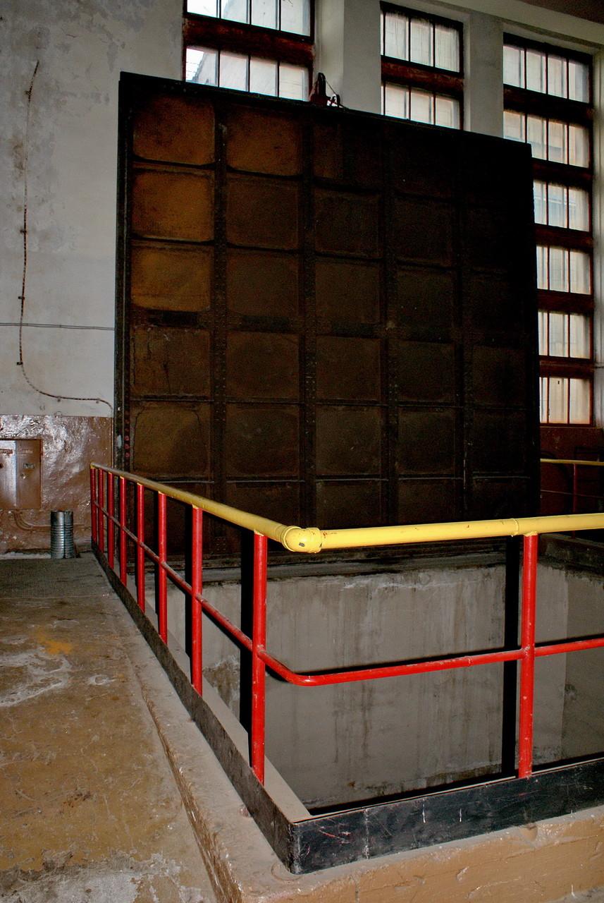 ГЭС изнутри - 3