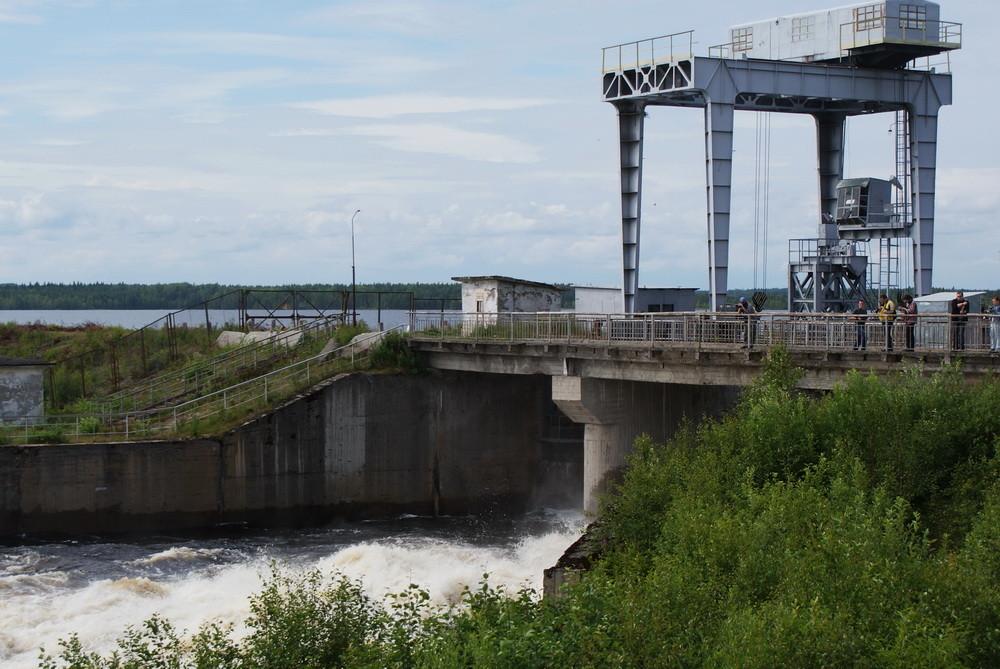 ГЭС изнутри - 4