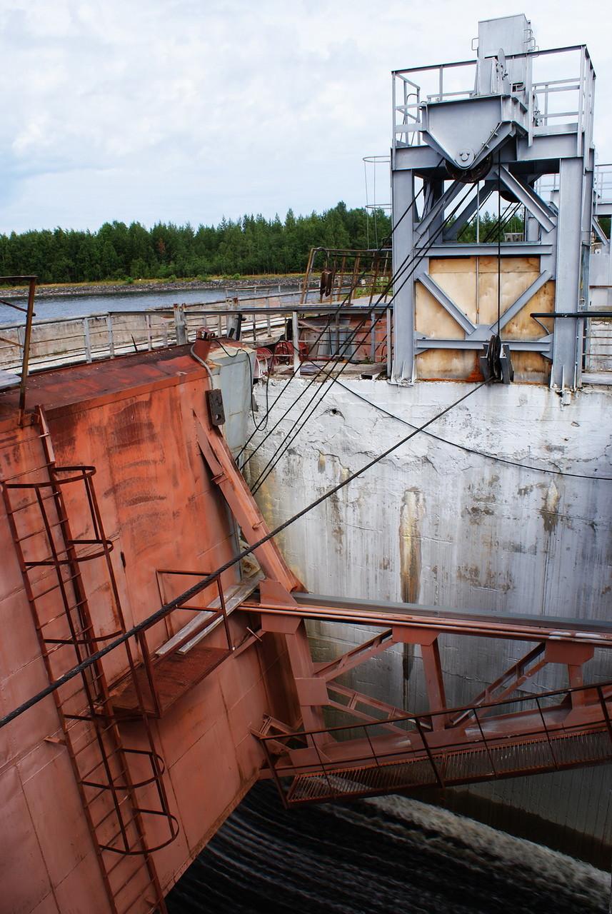 ГЭС изнутри - 6
