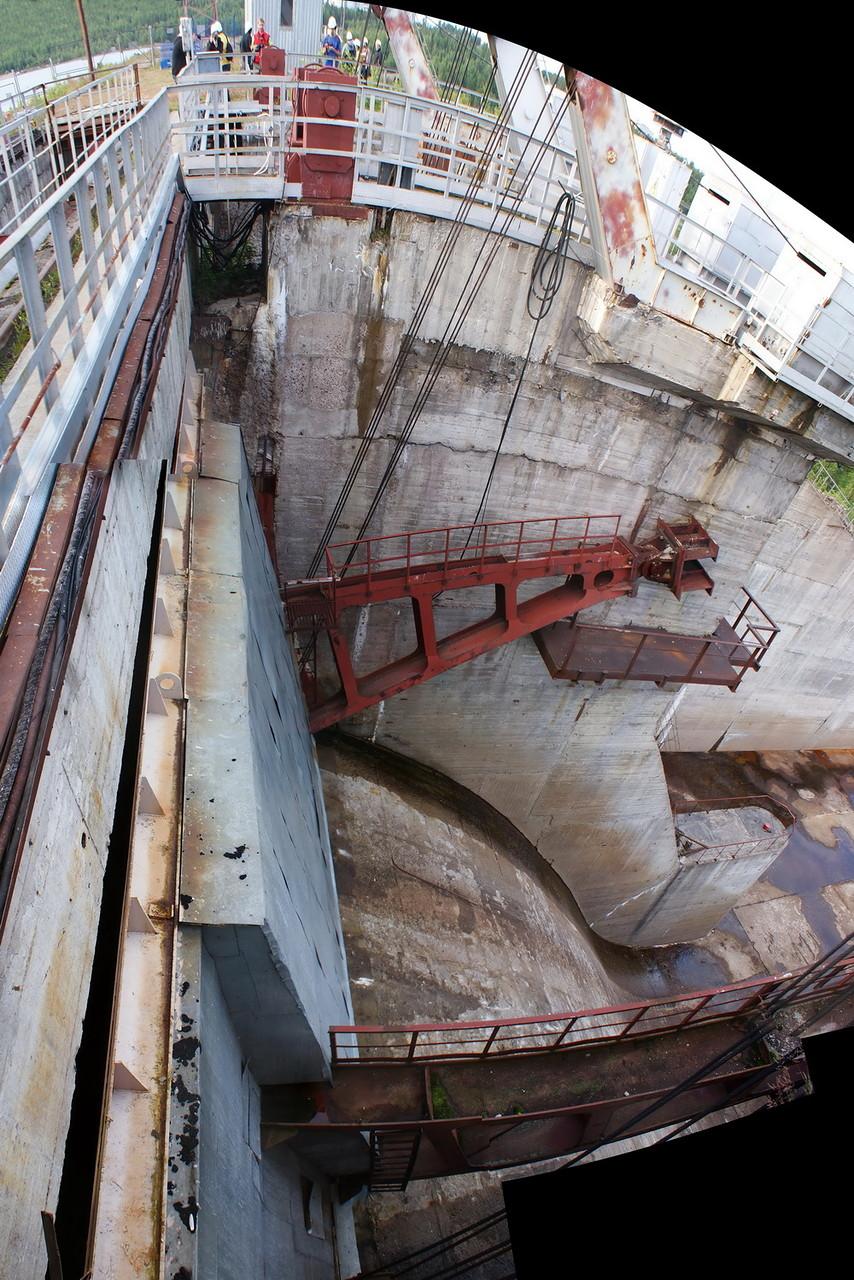 ГЭС изнутри - 7