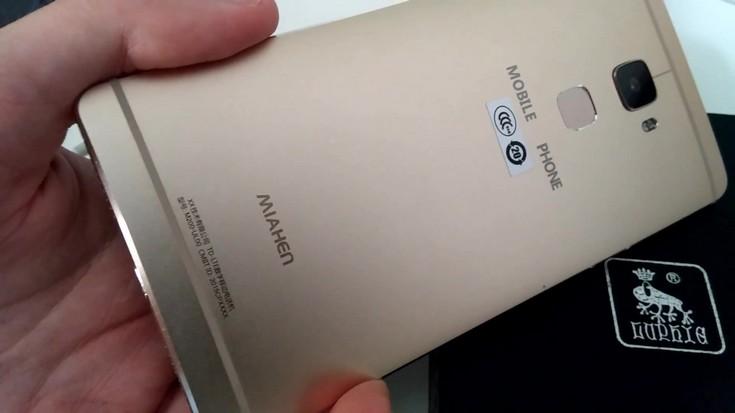 Прототип смартфона Huawei Mate 8 запечатлели на видео