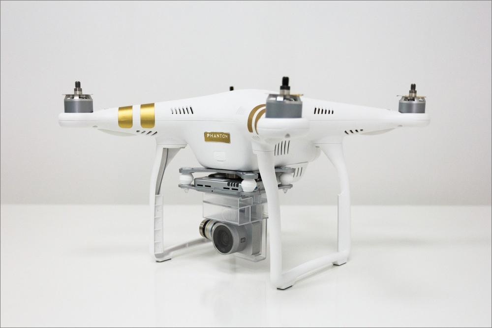 4K-аэрофотосъёмка в массы – обзор DJI Phantom 3 - 2