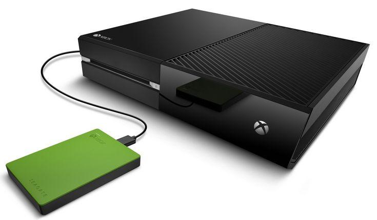 Внешний HDD Seagate Game Drive for Xbox оценивается в $110