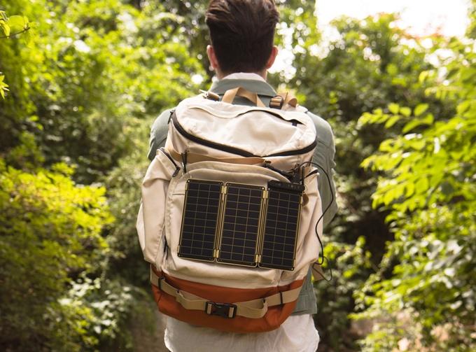Solar Paper: универсальная «солнечная» зарядная станция - 3