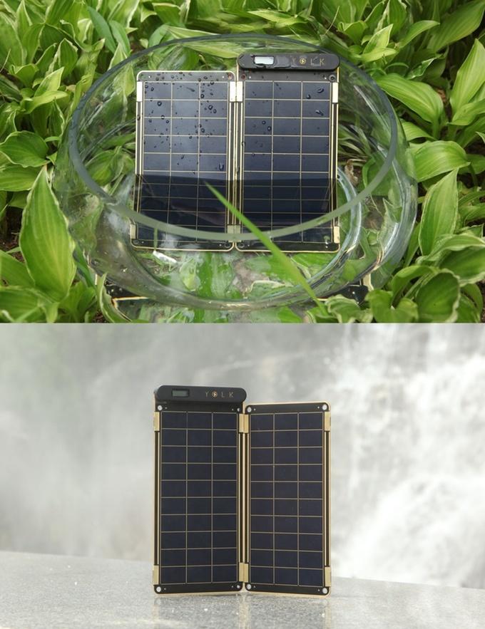 Solar Paper: универсальная «солнечная» зарядная станция - 5