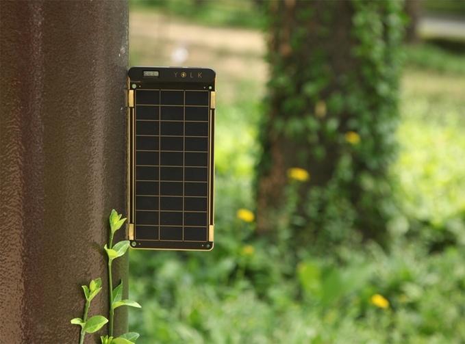Solar Paper: универсальная «солнечная» зарядная станция - 7