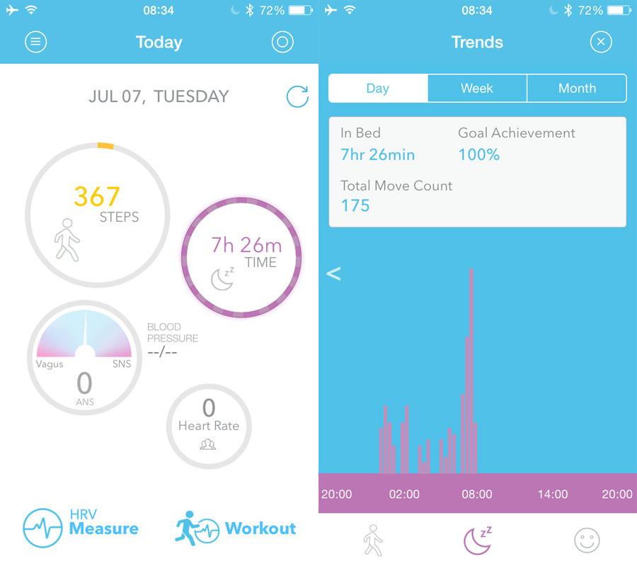 Wme2 — на что способен браслет от авторов первого iPhone: ЭКГ, давление и пульс из двух пальцев - 23