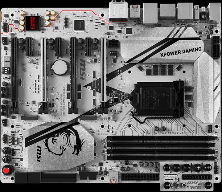 Рекорд разгона ОЗУ DDR4 в 4605 МГц был поставлен с платой MSI Z170A XPower Gaming Titanium Edition - 3