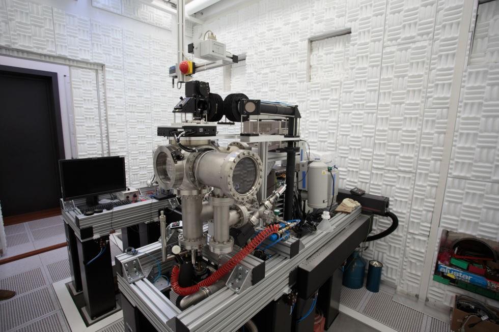 Самые тихие помещения в мире: лаборатории IBM в Цюрихе - 3