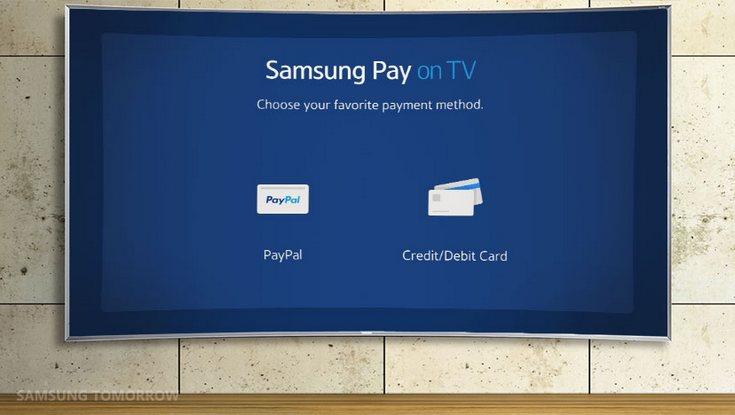 Умные телевизоры Samsung обзавелись собственной платёжной системой