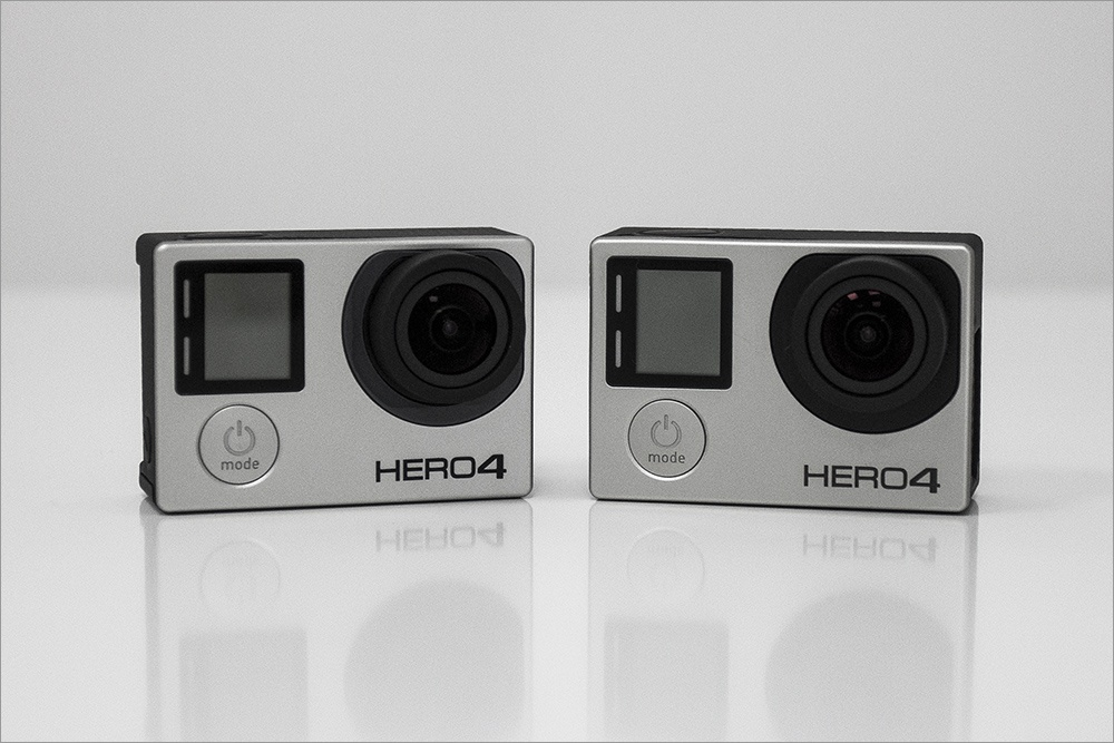 Два оттенка GoPro HERO4: Silver vs. Black - 7