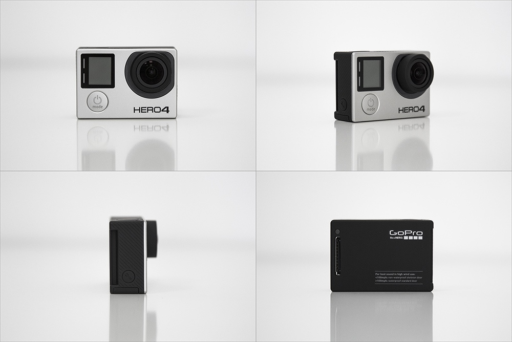 Два оттенка GoPro HERO4: Silver vs. Black - 8