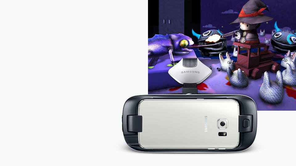 Новый виток виртуальной реальности: Samsung Gear VR Innovator Edition - 5