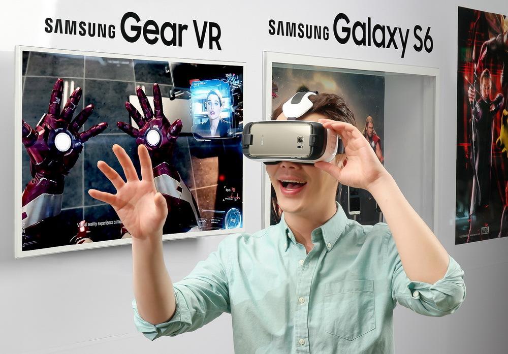 Новый виток виртуальной реальности: Samsung Gear VR Innovator Edition - 1