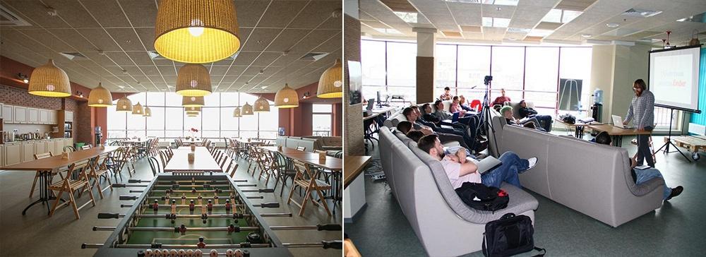 Офис NIX Solutions: работаем, учимся и отдыхаем в Харькове - 12